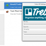 trrello thunderbird integration